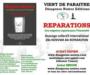 MIR Konvwa 2020 présentation livre : REPARATIONS