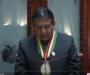 Une leçon à l'humanité: Discours du Vice-Président de Bolivie.